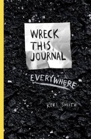 Wreck This Journal Everywhere (BOK)