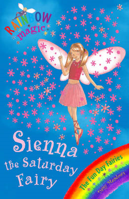 Sienna the Saturday Fairy (BOK)