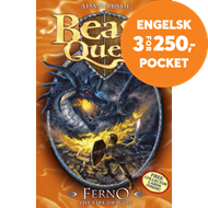 Beast Quest: Ferno the Fire Dragon (BOK)