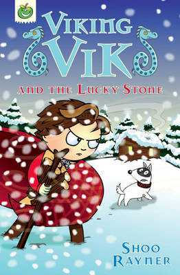 Viking Vik and the Lucky Stone (BOK)