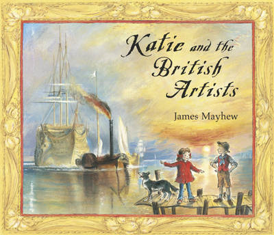 Katie and the British Artists (BOK)