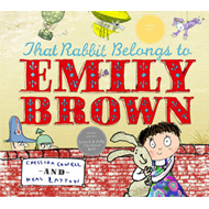 That Rabbit Belongs to Emily Brown (BOK)