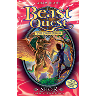Beast Quest: Skor the Winged Stallion (BOK)