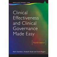 Clinical Effectiveness and Clinical Governance Made Easy (BOK)