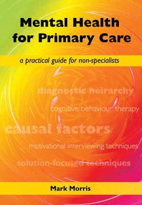 Mental Health for Primary Care (BOK)