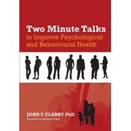 Two Minute Talks to Improve Psychological and Behavioral Health (BOK)