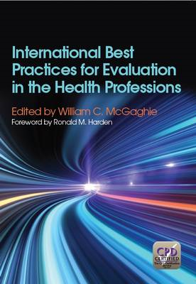 International Best Practices for Evaluation in the Health Pr (BOK)