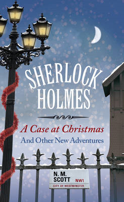 Sherlock Holmes: A Case at Christmas and Other Adventures (BOK)