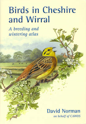 Birds in Cheshire and Wirral (BOK)