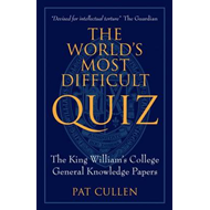 World's Most Difficult Quiz (BOK)