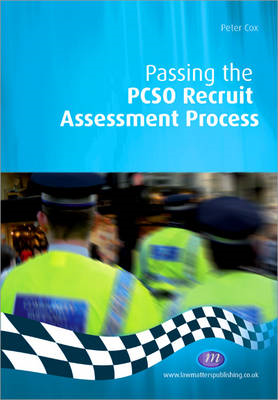 Passing the PCSO Recruit Assessment Process (BOK)