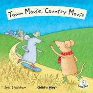 Town Mouse, Country Mouse (BOK)