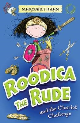 Roodica the Rude and the Chariot Challenge (BOK)