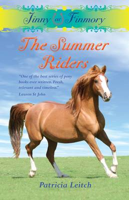 The Summer Riders (BOK)