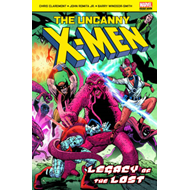 Uncanny X-Men Legacy of the Lost (BOK)