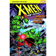 X-Men The Hidden Years; Worlds within Worlds (BOK)