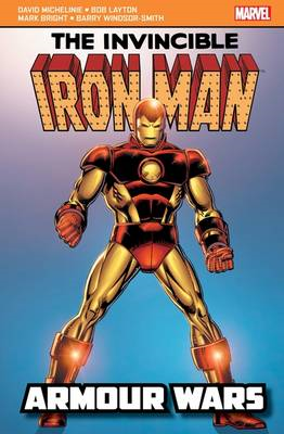 Iron Man: Armour Wars (BOK)