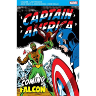Produktbilde for Captain America: the Coming of the Falcon (BOK)