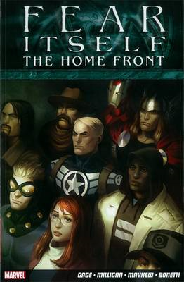 Fear Itself: Home Front (BOK)