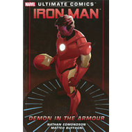 Ultimate Comics Iron Man: Demon in the Armour (BOK)
