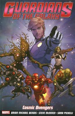 Guardians of the Galaxy: Cosmic Avengers (BOK)
