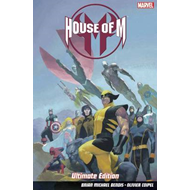 House Of M - Ultimate Edition (BOK)