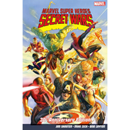 Marvel Super Heroes: Secret Wars 30th Anniversary Edition (BOK)