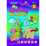 My Spelling Workbook D (BOK)