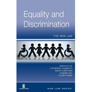 Equality and Discrimination: The New Law (BOK)