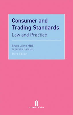 Consumer and Trading Standards (BOK)