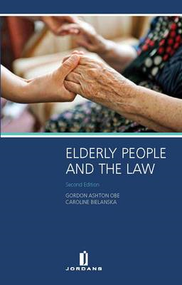 Elderly People and the Law (BOK)