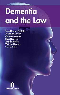 Dementia and the Law (BOK)