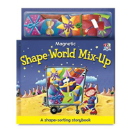 Magnetic Shape World Mix-up (BOK)