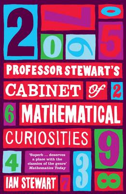 Professor Stewart's Cabinet of Mathematical Curiosities (BOK)