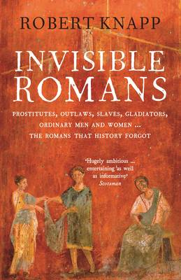 Invisible Romans (BOK)