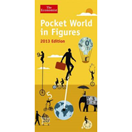 Pocket World in Figures: 2013 (BOK)