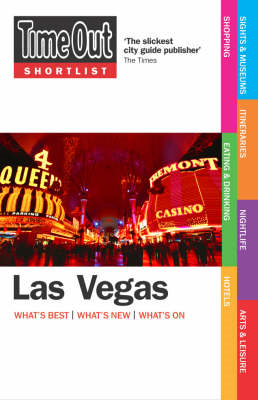 """Time Out"" Shortlist Las Vegas (BOK)"