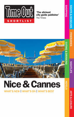 """Time Out"" Shortlist Nice and Cannes (BOK)"