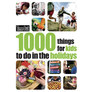 1000 Things for Kids to Do in the Holidays (BOK)