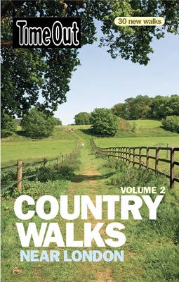 Time Out Country Walks Near London Volume 2 (BOK)