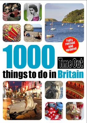 1000 Things to Do in Britain (BOK)