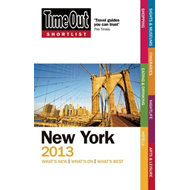 Time Out Shortlist New York 2013 (BOK)
