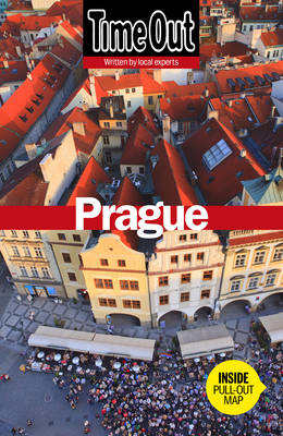Time Out Prague City Guide (BOK)