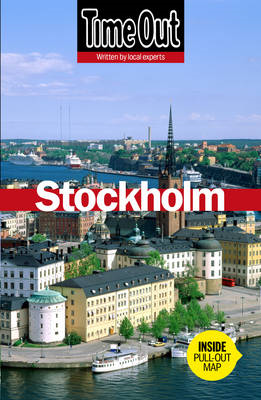 Time Out Stockholm City Guide (BOK)
