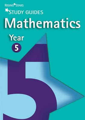 Rising Stars Study Guides Maths Year 5 (BOK)