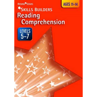 Skills Builders Reading Comprehension Levels 5-7 (BOK)