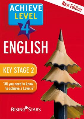 Achieve Level 4 English Revision Book (BOK)