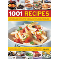 1001 Recipes (BOK)
