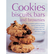 Cookies, Biscuits, Bars and Brownies (BOK)