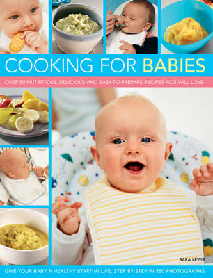 Cooking for Babies (BOK)